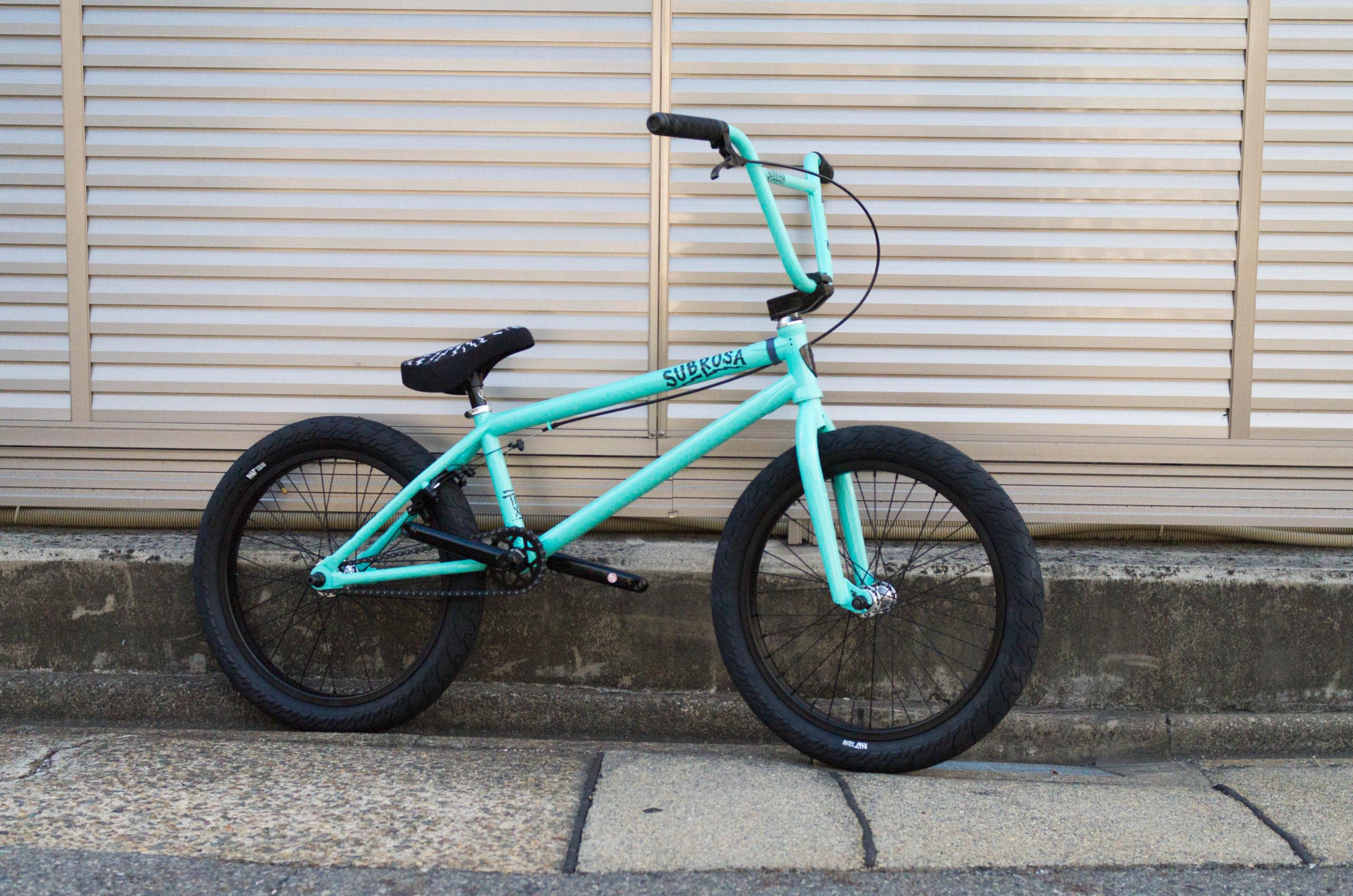 SUBROSA BMX 2018 Complete Bike Tiro XL入荷!
